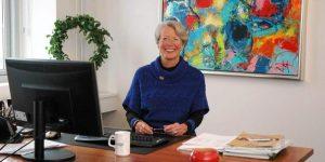 FOF stor ros til foredragsholder Gitte Koldtoft