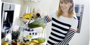 Juice er en nem og effektiv måde at rense kroppen ud på.