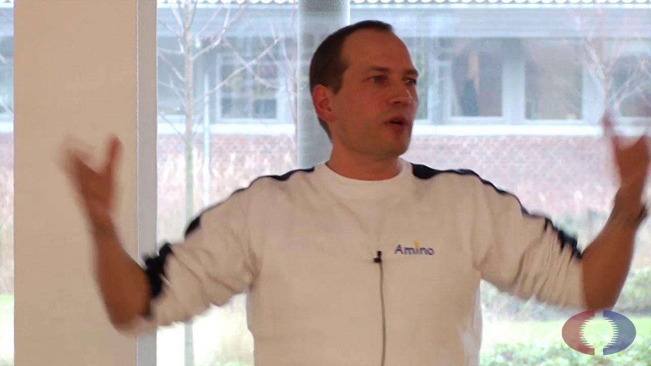 Foredrag Martin Thorborg