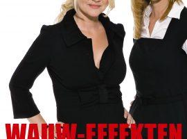 Forside bog Wauw effekten Pernille Aalund Gitte Koldtoft