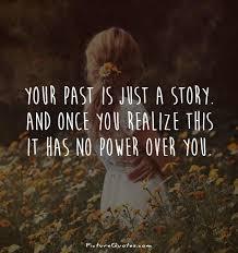 Jeg ser kun fortiden