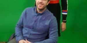 Psykolog, foredragsholder og ekspert i personlighedsanalyse Eivind Johansen, gæster enerGitte TV.