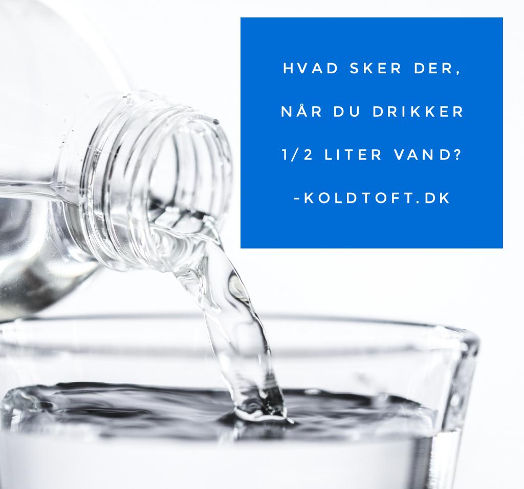 Drik vand citat