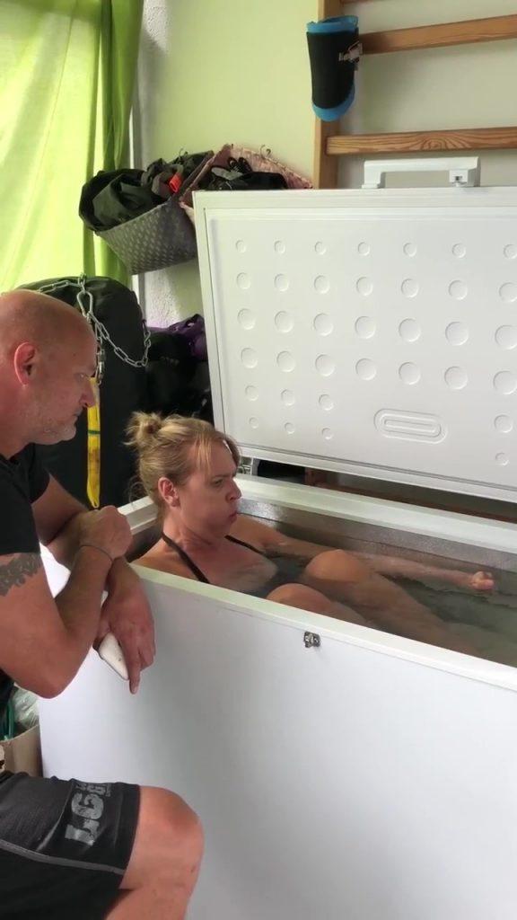 Freeze med Birger Hanzen og Wim Hof metoden